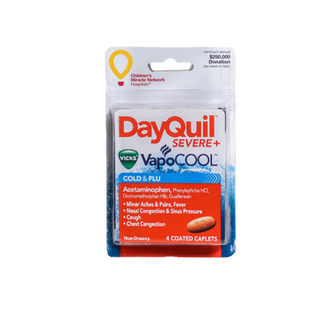 DayQuil Tablets