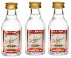 Stoli Vodka 50ml