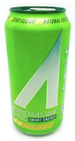 A Shock Energy 16oz