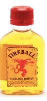 Fireball Cinnamon Whiskey 50ml