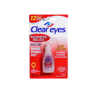 Clear Eyes Eyedrops