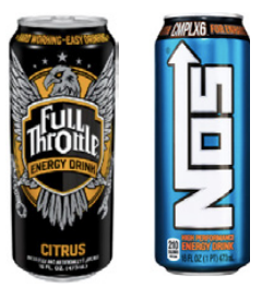 NOS / Full Throttle 16oz