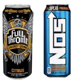 NOS / Full Throttle 16oz