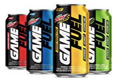 Mtn Dew Amp Game Fuel 16oz