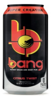 Bang Energy 16oz