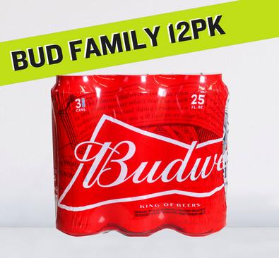 Bud Family 12pk