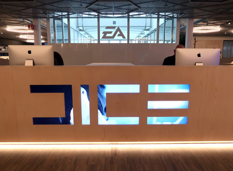 That Secret Trip! DICE Sweden, EA Game Changers