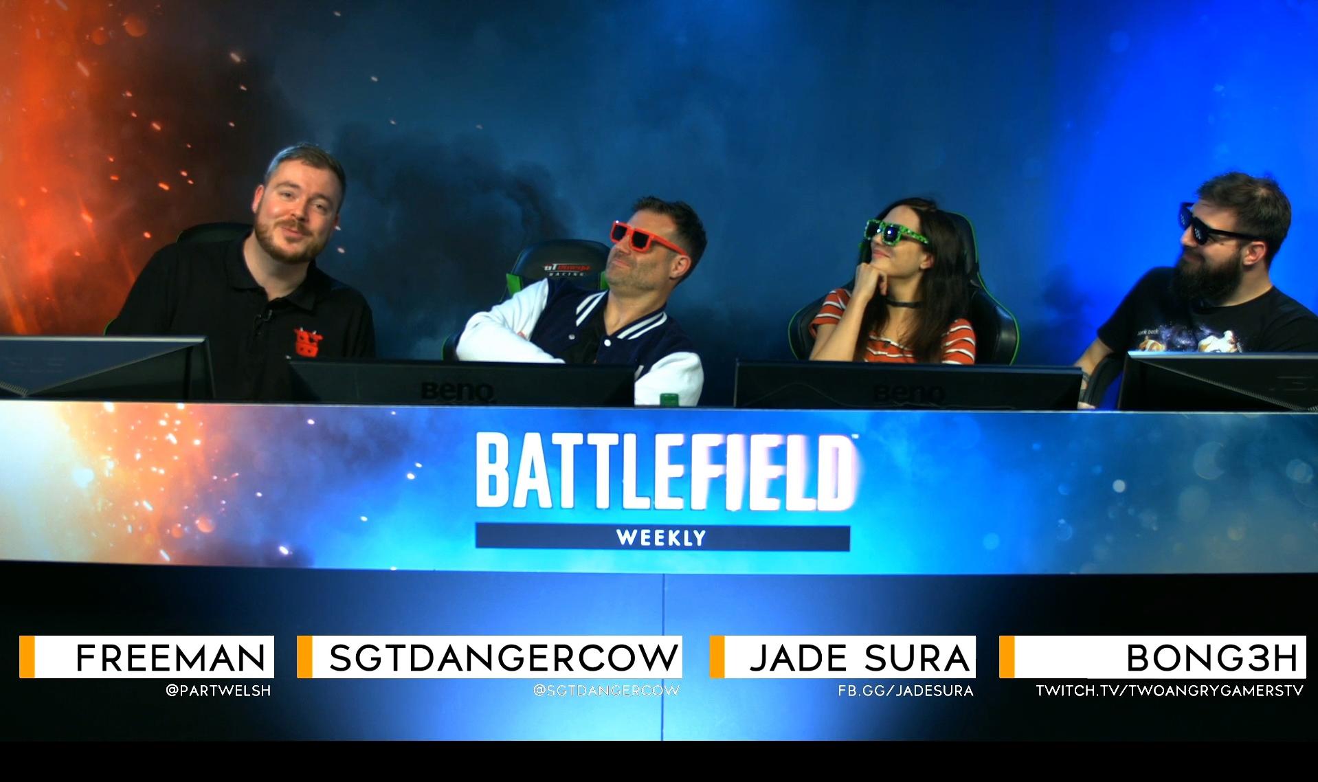 Jade Sura - Battlefield Weekly