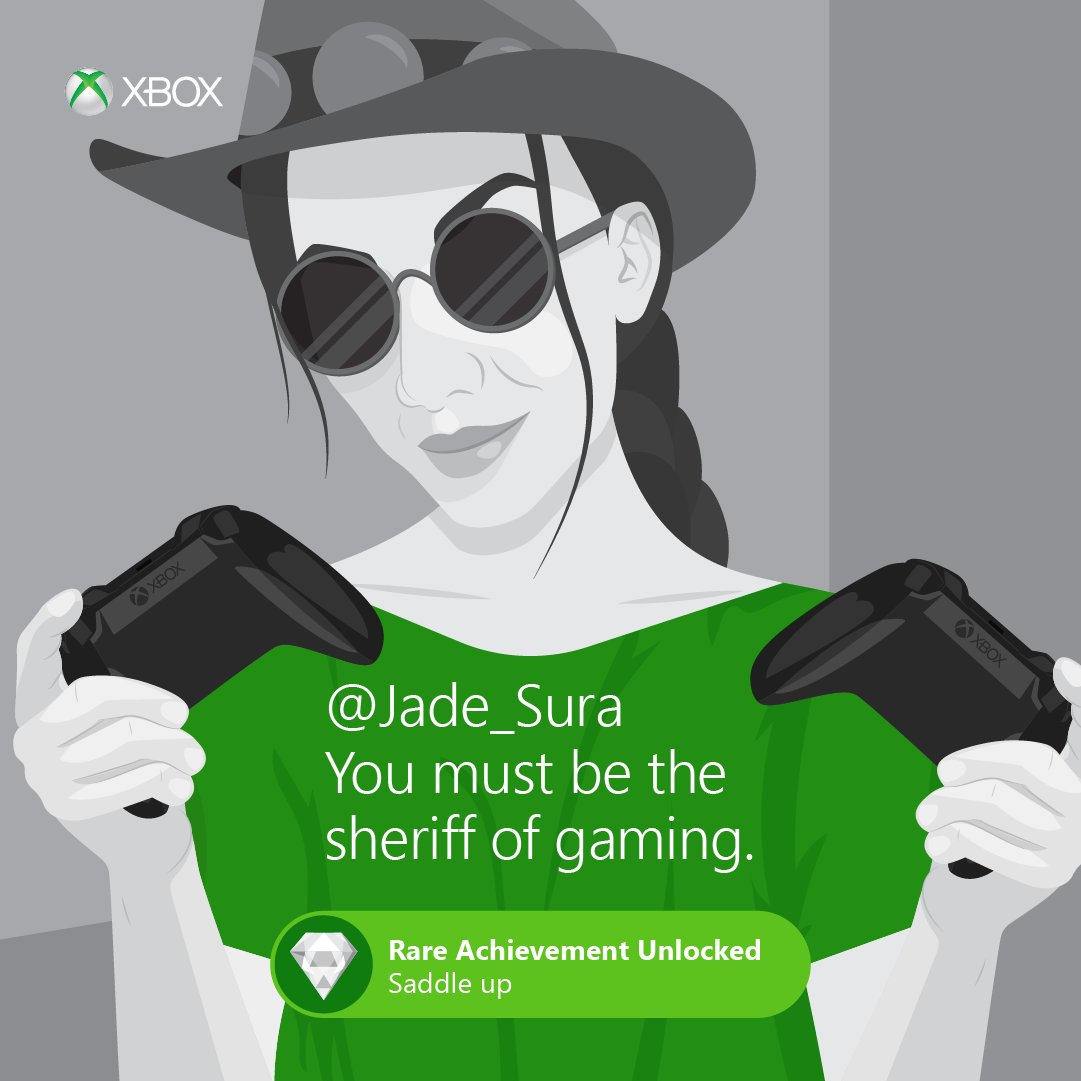 Jade Sura - Xbox Achievement