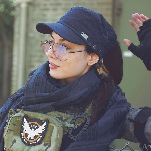 Jade Sura - The Division 2 Cosplay