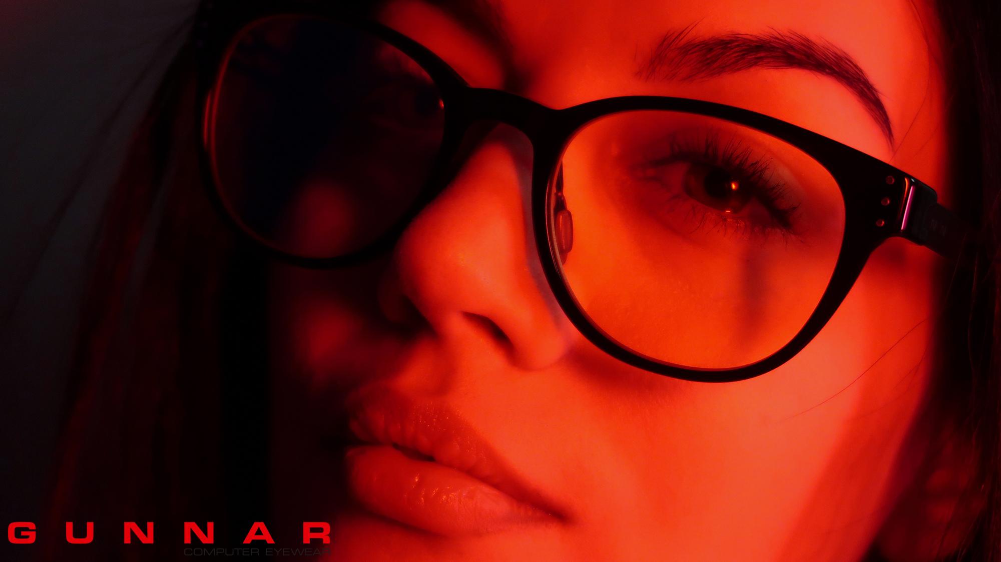 Jade Sura - Gunnar Optiks Campaign