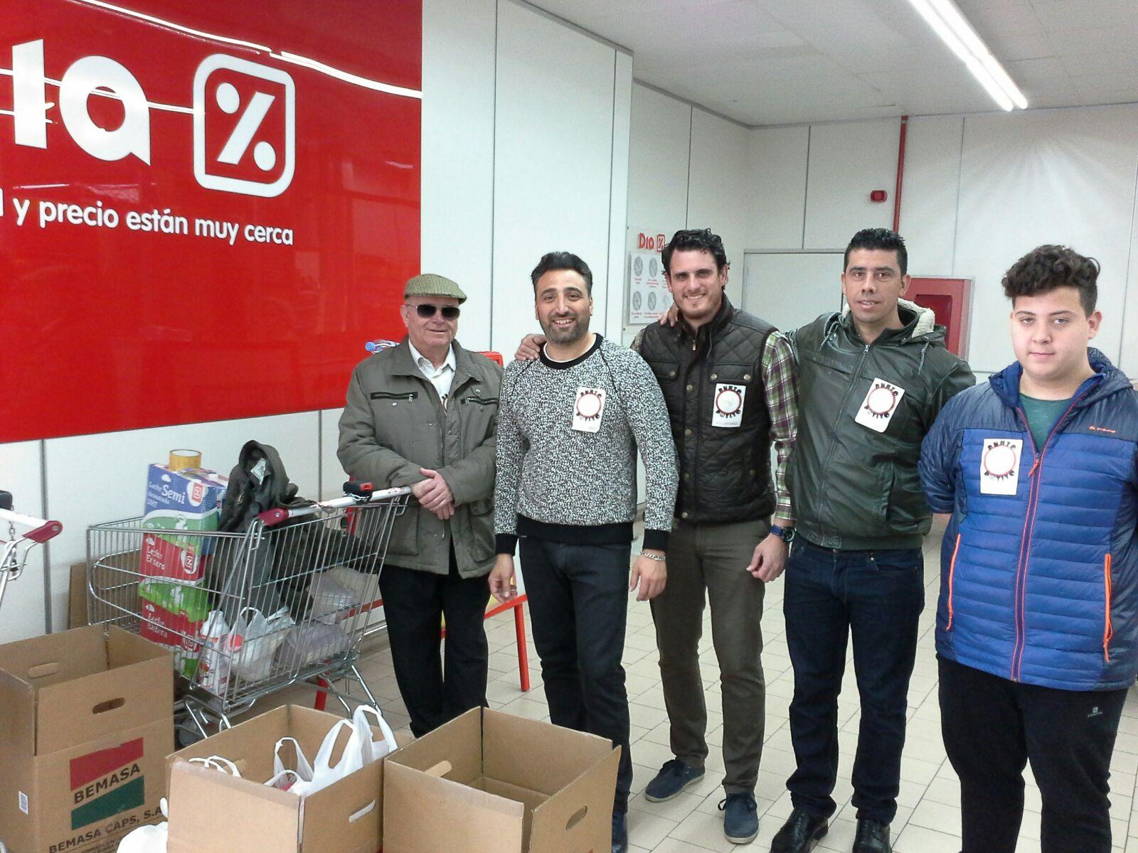 Voluntarios de Operación Potito