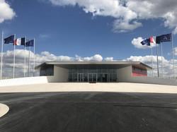 Pavillon d'honneur - ADP