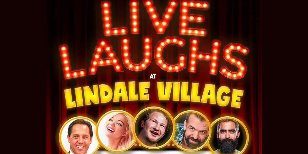 Live Laughs at Lindale Village