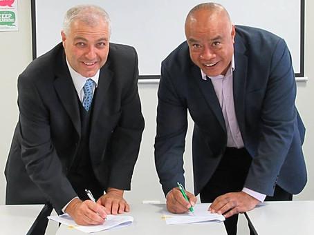 MoU Signed With Te Awakairangi Health Network
