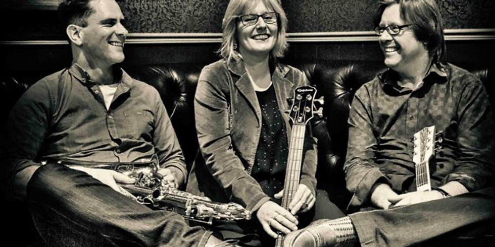 Andrew London Trio Album Launch