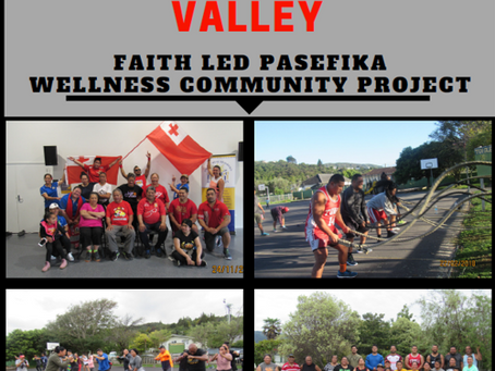 Faith-led Pasefika Wellness Community Newsletter