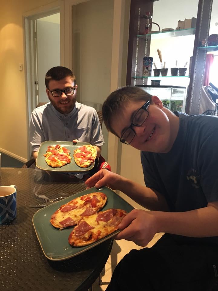 Proud pizzas