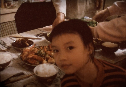 Still from The Trained Chinese Tongue, dir. Laurie Wen