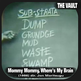 Still from Mommy Mommy, Where's My Brain, dir. Jon Moritsugu