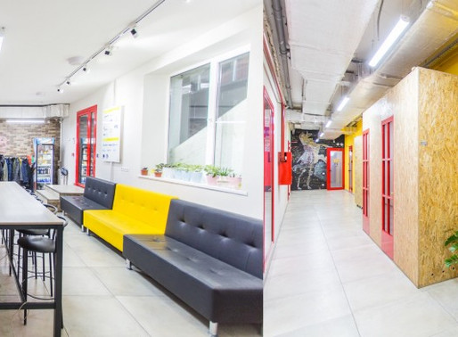 iHUB Chisinau, two years on duty building a community