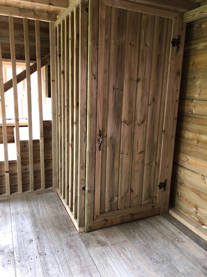 understairs storage cuboard