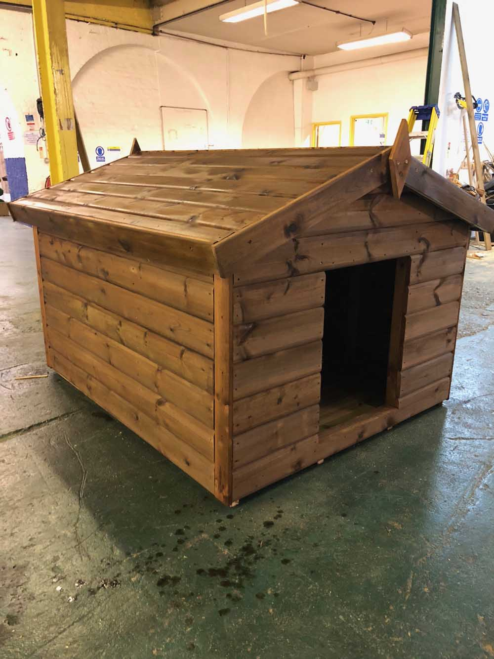 5x4 Dog Kennel