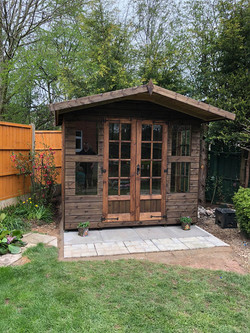 8x8 Summerhouse 4