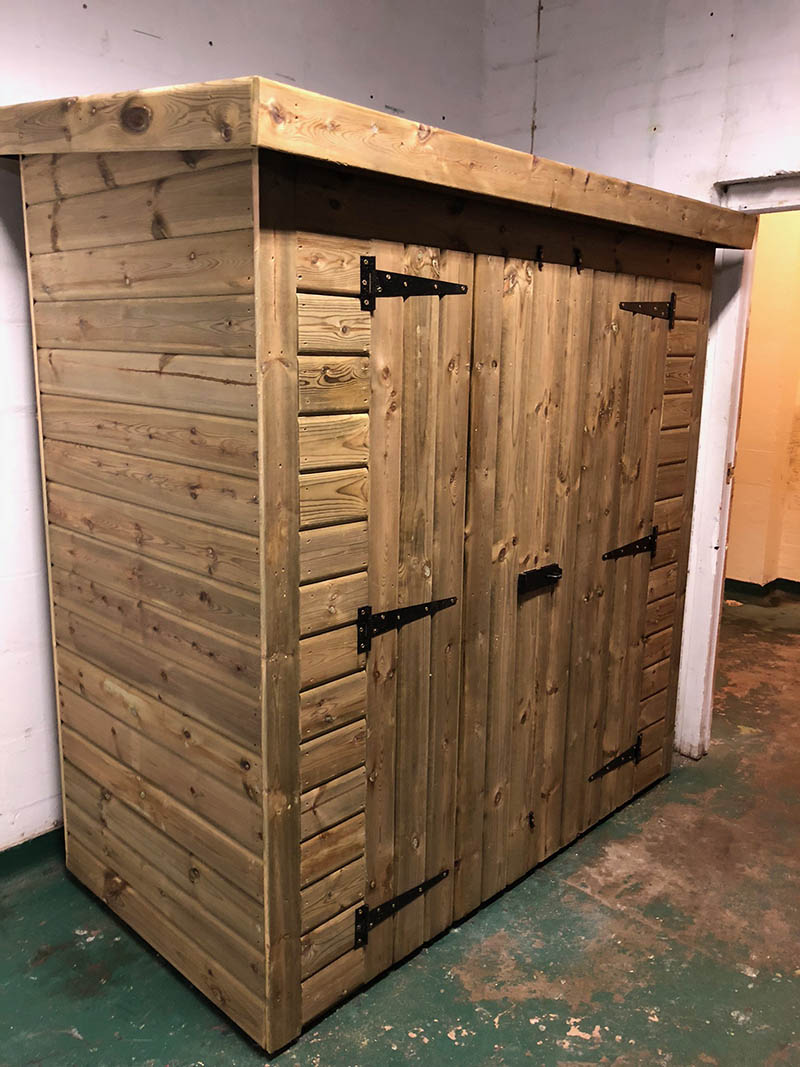 6ftx3ft Tool Shed