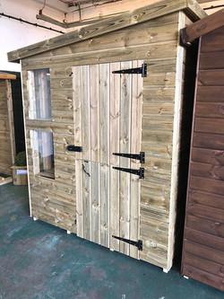 Potting shed 2