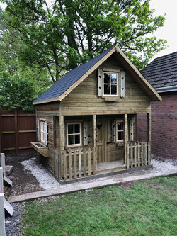 10x10 upstairs playhouse