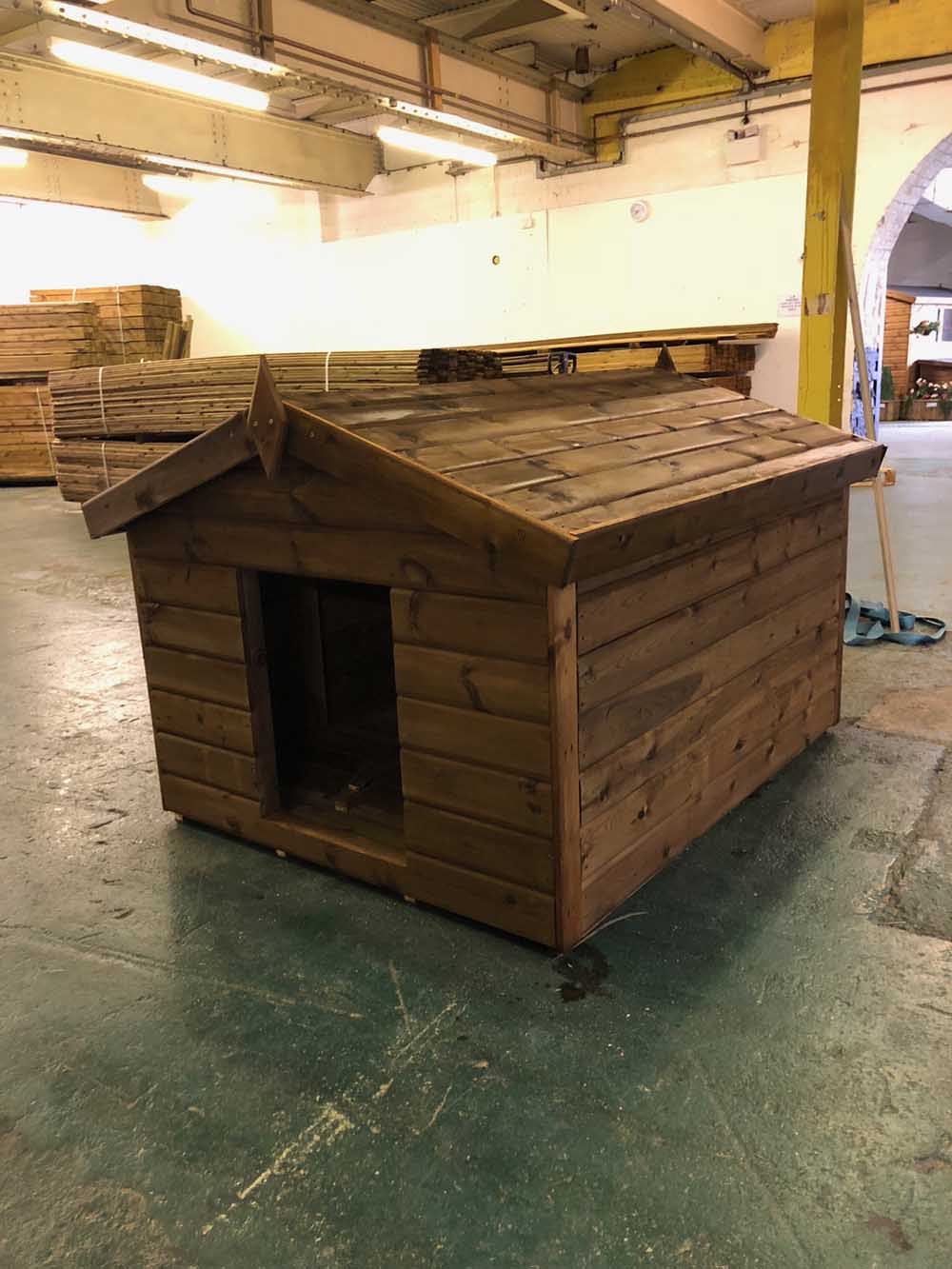 5x4 Dog Kennel 2