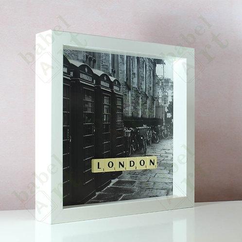 Vintage Teleophone Boxes in London