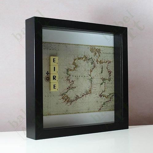 Eire - Ireland Map