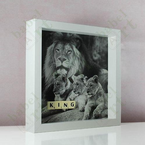 King - Lion Family
