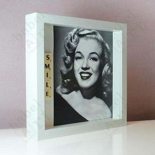 Smile - Marilyn Monroe