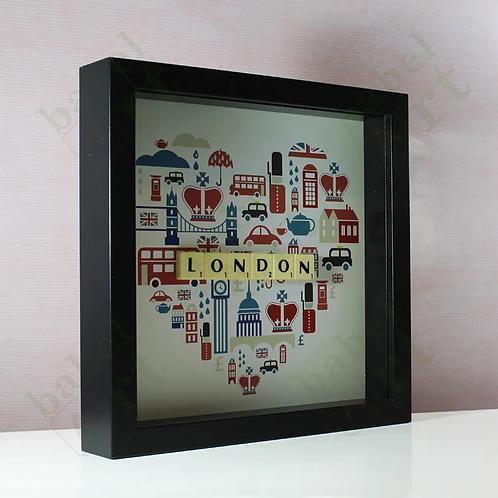 London - Heart