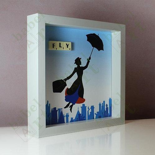 Mary Poppins - Fly