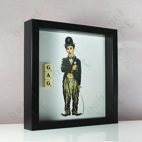 Charlie Chaplin - Gag