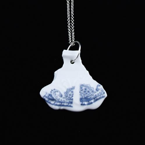 """Delft Necklaice N°1- """"Broken collection"""""""