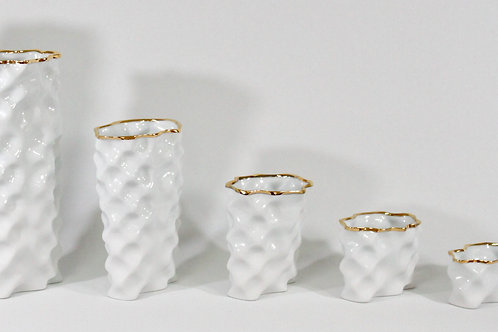 White Gold Ø Wave Collection
