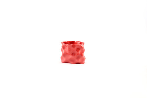Ø Wave Collection Red Vase