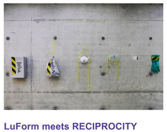 LuForm meets RECIPROCITY
