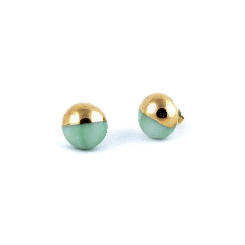 La Traviata Earrings Aquamarine N°1