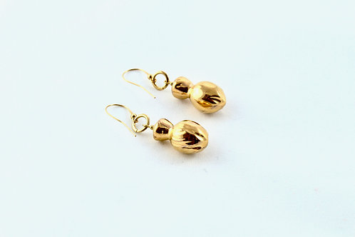 Queens Gold, earrings