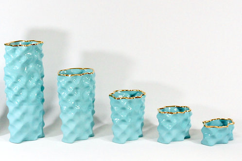 Cyan Gold Ø Wave Collection