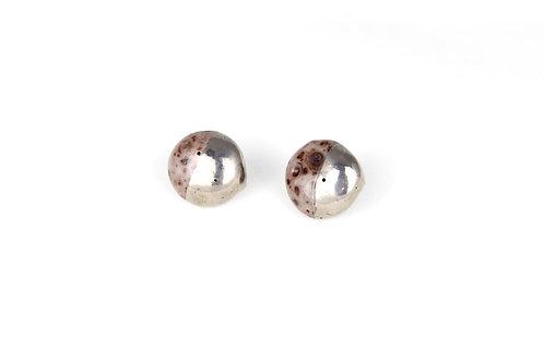 La Traviata Earrings Lava N° 44