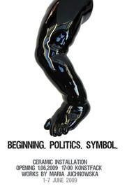 Beginning. Politics. Symbol.
