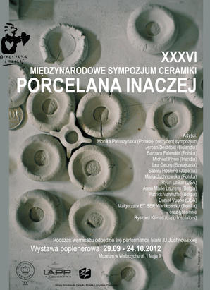 Porcelana inaczej /Porcelain another Way