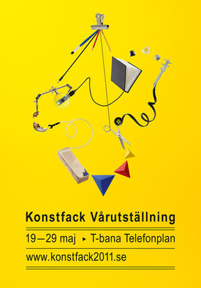 Konstfack Degree Exhibition 2011